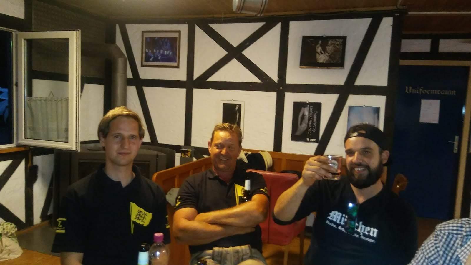 Grillfest Trommlerzug Lindau